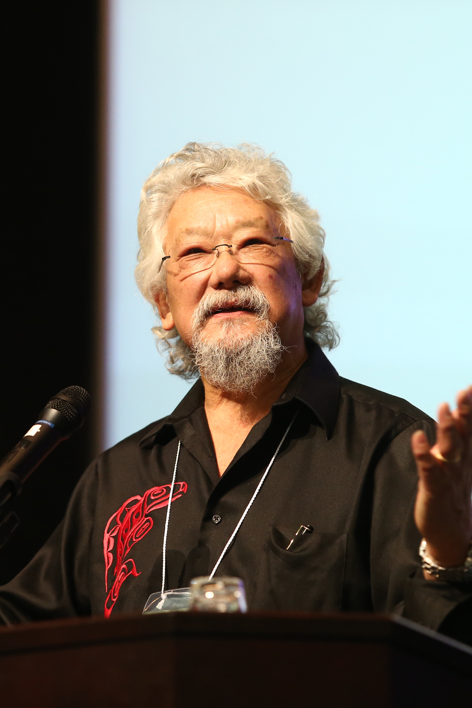 David Suzuki Biography