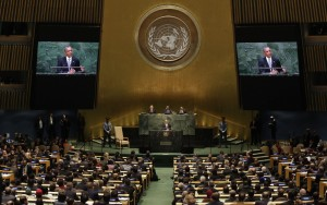 Obama at the UN General Assembly