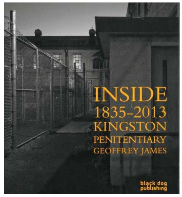 Inside Kingston Penitentiary book cover