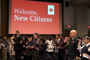 Citizenship Ceremony by MaRS 2011 CC 2.0