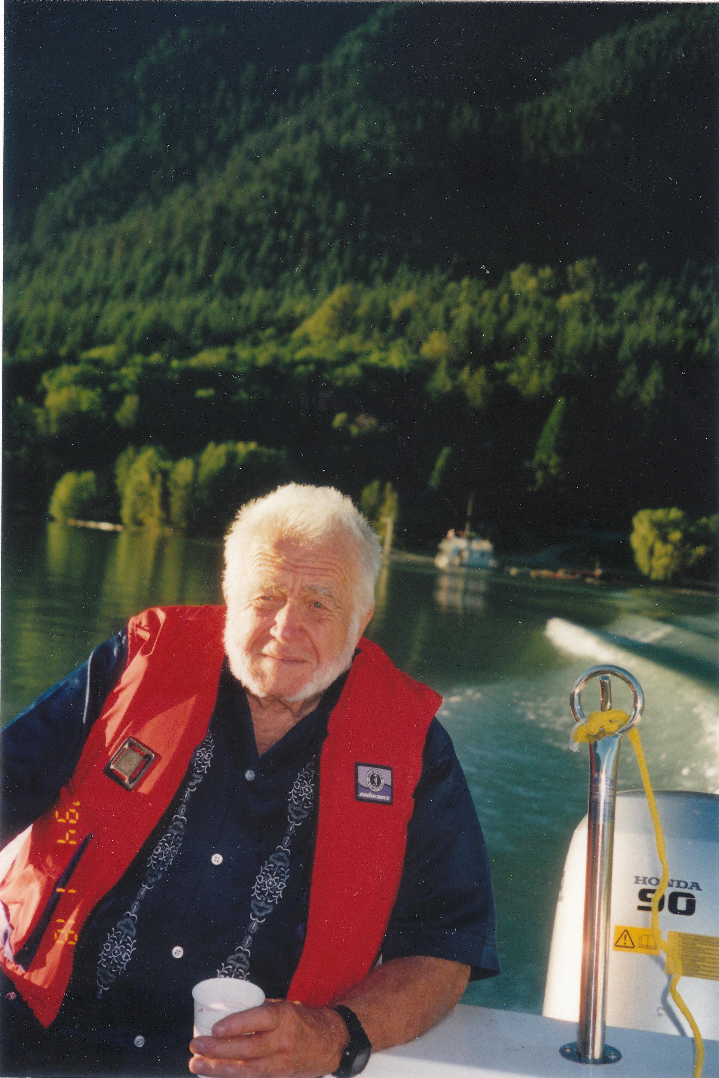 12 Lillooet Lake 2000