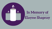 In Memory of Elayne